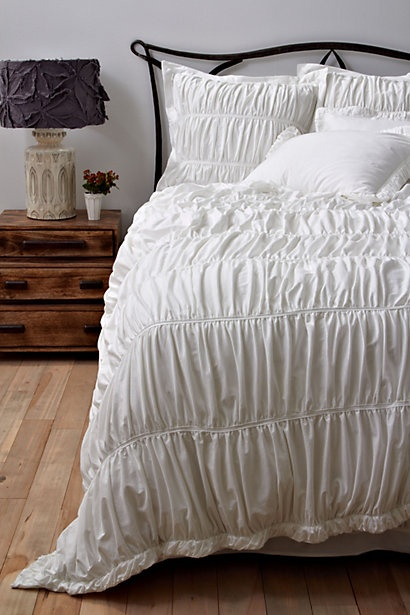 Nimbus Jersey Duvet Cover $248: Nimbus Jersey, Jersey Duvet, Guest Bedrooms, White Linens, White Beds, Duvet Covers, Bedrooms Beds, Beds Frames, Guest Rooms