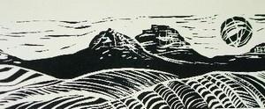 """""""Karoo Mountain #2"""""""