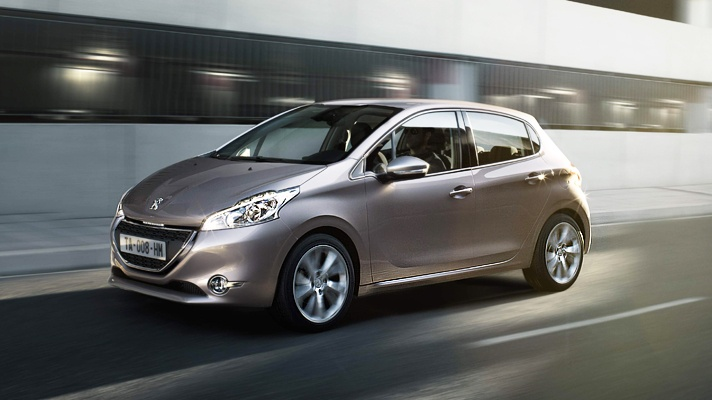 Finally, a decent looking Peugeot after years in the wilderness