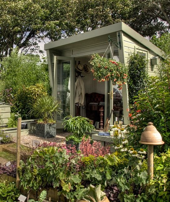 'She Sheds' We'd Love to Have                                                                                                                                                                                 More