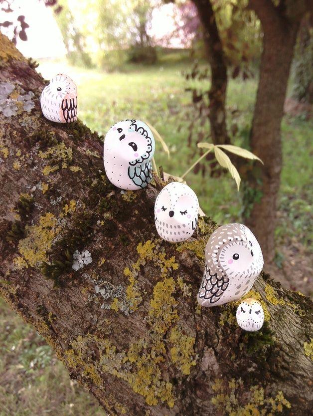 http://fr.dawanda.com/product/81908455-Ma-Tribu-de-Chouettes-oMamawolf---5-figurines