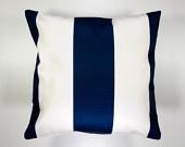 Nautical inspired throw pillows under $30