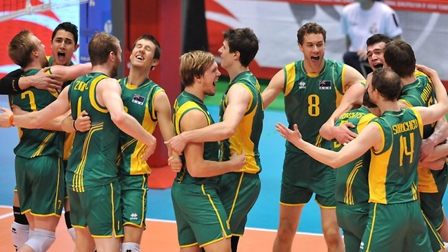 Australian men's volleyball team upsets China to qualify for London Olympics -www.london2012.com #volleyball #olympics #london20122012 Olympics, Jogo Olímpico, Australian Men, Olympics London2012, Www London2012 Com Volleyball, Auzzi Men, Olympics Www London2012 Com, London2012 Add, Latest Info