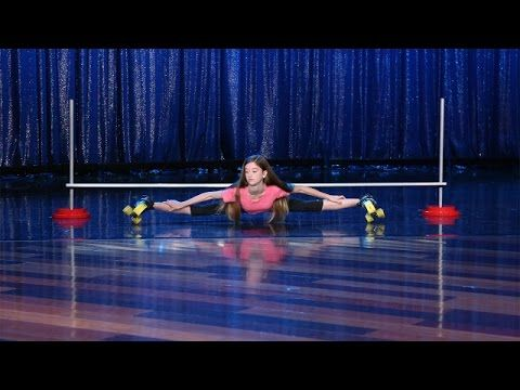 Ellen's Astounding Anaconda Dancer - YouTube