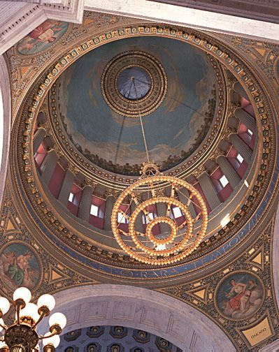 : Rhode Island, States House, House Domes
