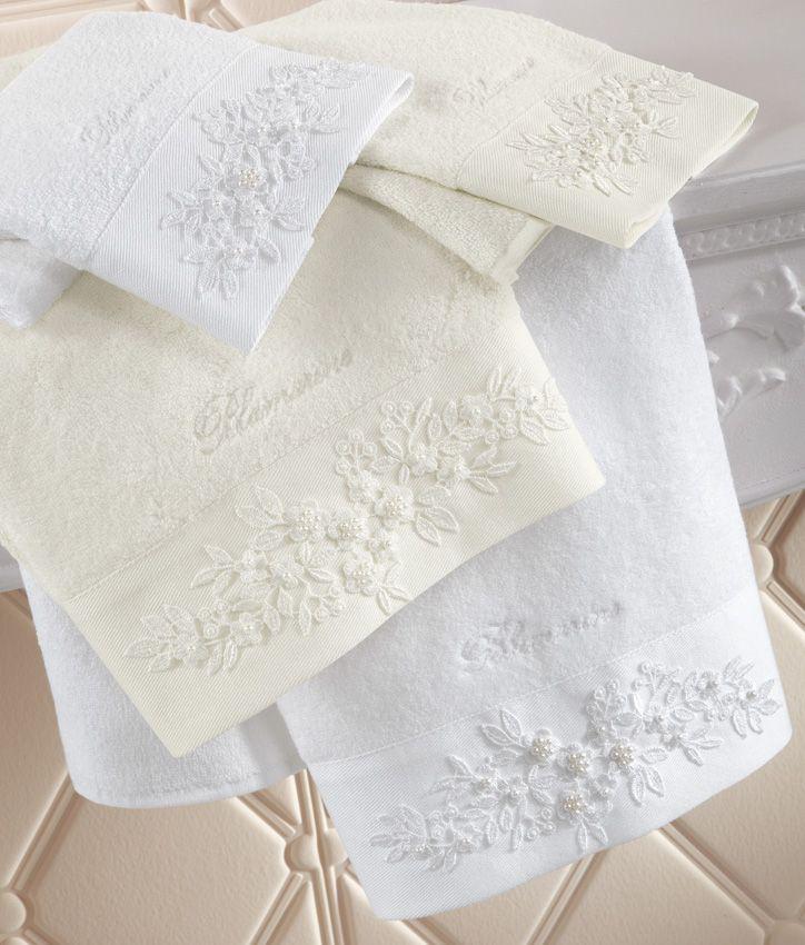 Blumarine Home Collection • Bath Linens