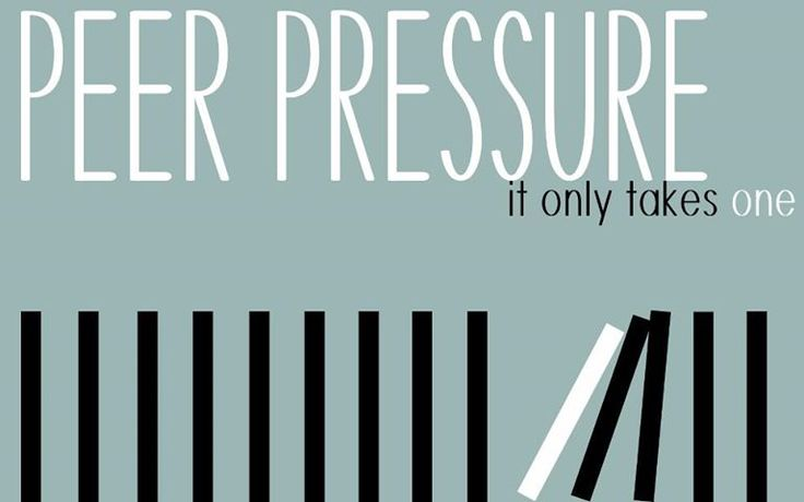 Free preteen church lesson on peer pressure