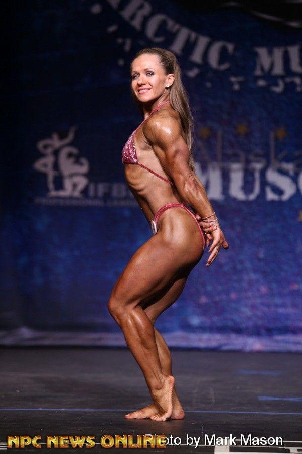 Olga Beliakova (2016 Omaha Pro)