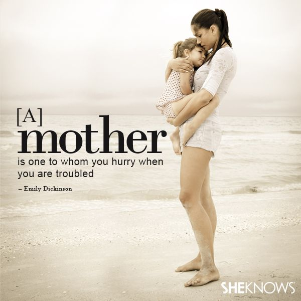 Timeless Mother's Day Quotes #panache #mothersday