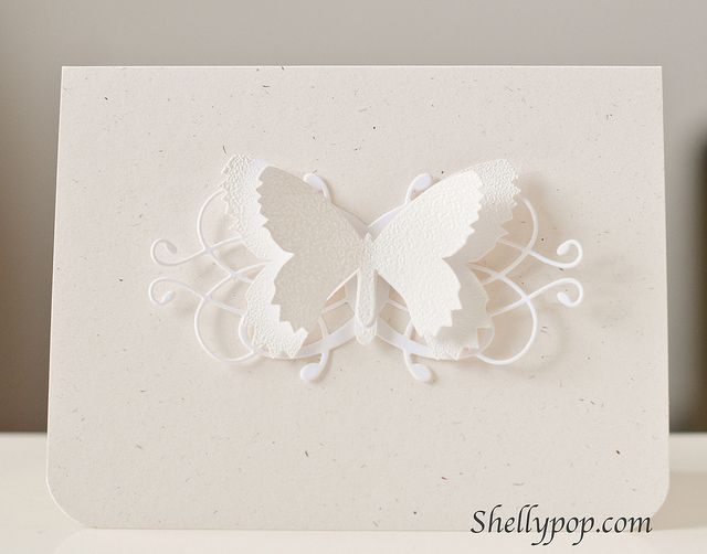 Popsicle Toes - Amira Flourish and Silhoutte Studios butterflies: