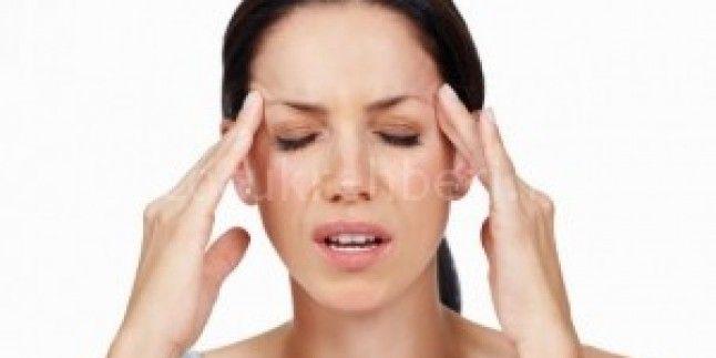 Baş ağrısına karşı doğal tedavi yöntemleri