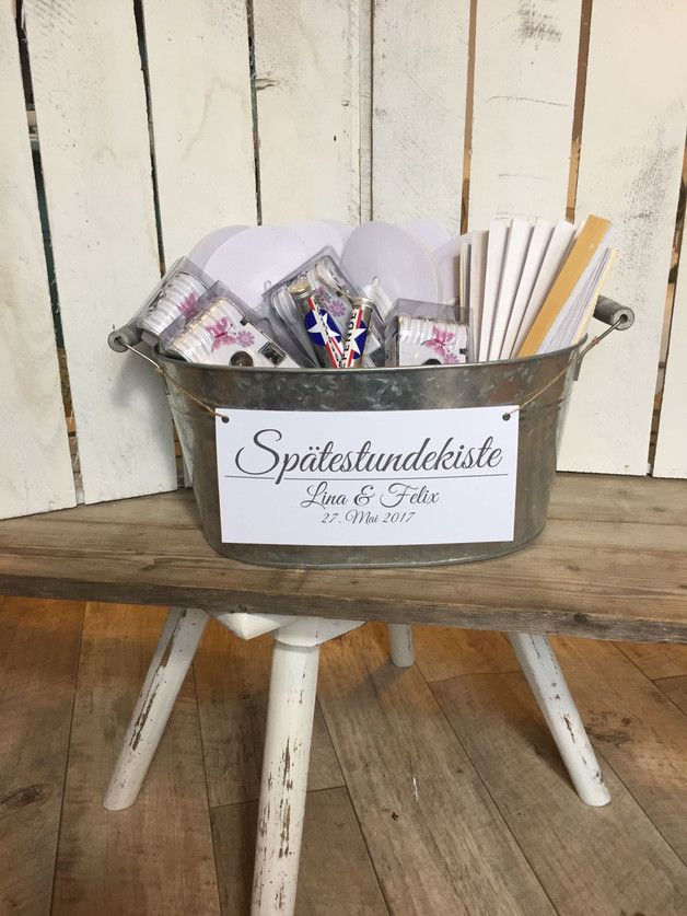 Late-hour crate wedding Guest Gift – Moni G-k
