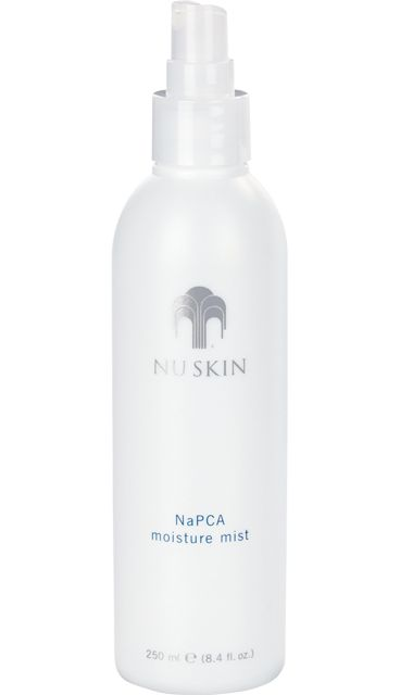 Increases skin's moisture level with this refreshing mist. Use Sponsoring Distributor ID: CA00091166. When You Sign up as a Distributor or Preferred Customer for Wholesale Prices at www.nuskin.com