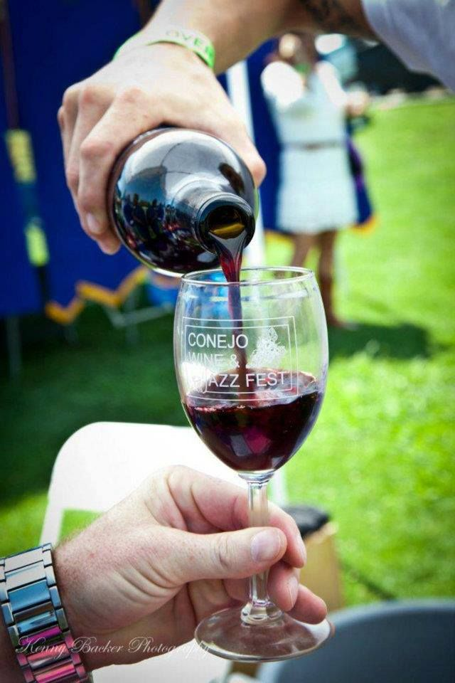 Wineries & breweries offer tastings all afternoon (must be 21 to attend!)