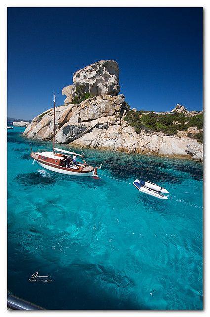 Arcipelago della Maddalena, Sardinia/Cerdeña