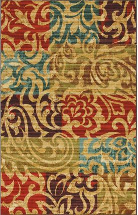 "Bangkok, by Mohawk Rugs.  This is technically ""getting"" -- it's about to ship and will grace my dining room floor!"
