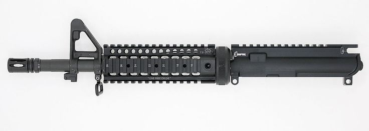 AR15 Upper Receiver Weight Comparisons [2009-11-15] - 03DESIGNGROUP
