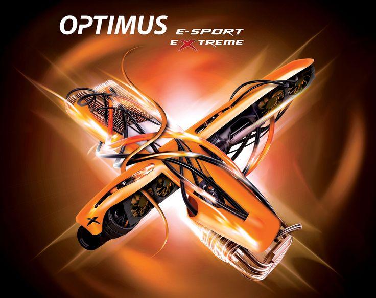Powrót marki. Premiera OPTIMUS e-sport.