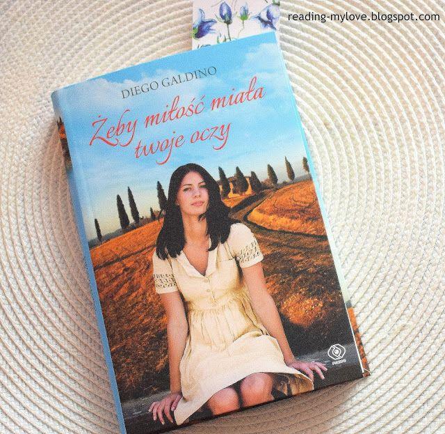 Reading-my love: Diego Galdino, Żeby miłość miała twoje oczy