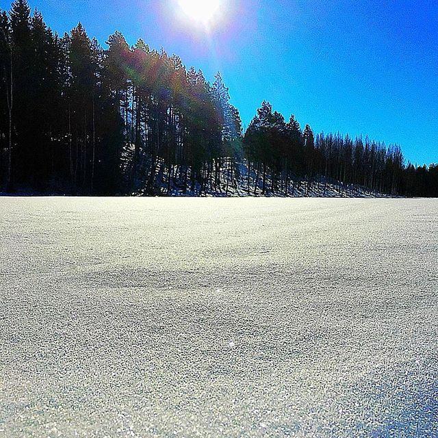 Looking at the pictures you notice what i like😊☀️#sun #winterwonderland #home #naturephotography #naturelove #lakehaapajärvi #northkarelia #maallaonmukavaa #maalaistyttö