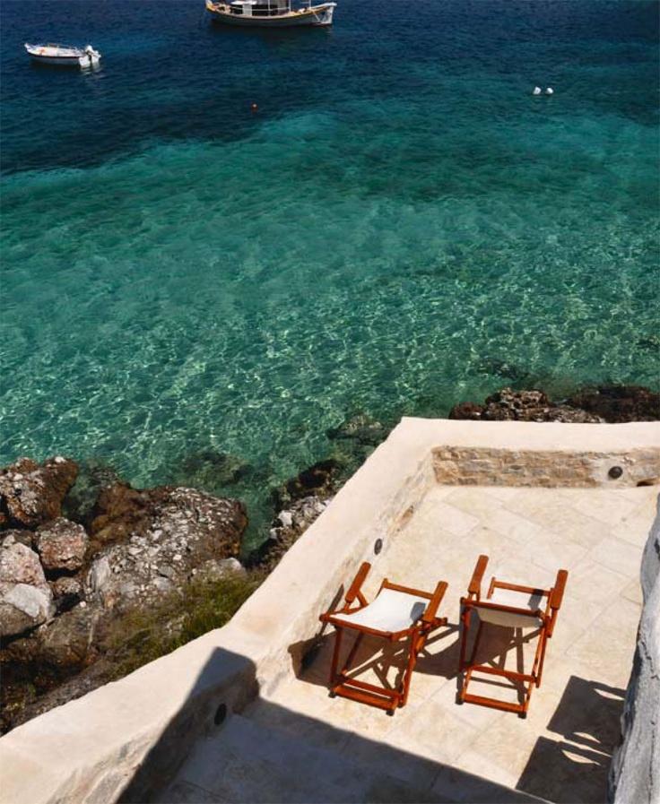 One day ......! -> Mani Greece