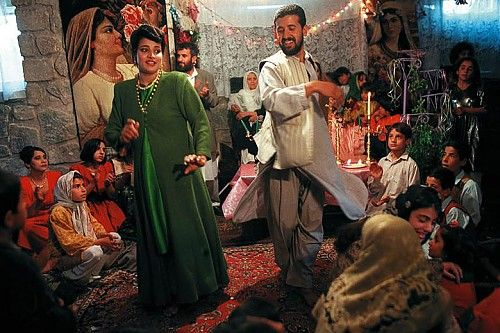 Afghan Marriage Customs