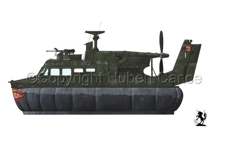 """""""Колокол СК-5 """"Дельта """" монстр"""" на воздушной подушке PACV"""