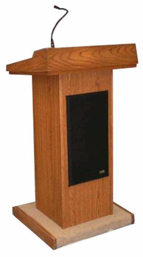 stretch the podium. It is all about thinking in different target audiences after the speech. The press, political junkies, social media and gate keepers. And about involving people before the speech is given. In researching, in writing and in delivering the speech. It about creating a hype.