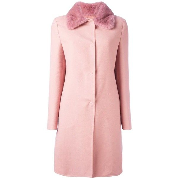 1000  ideas about Light Pink Coat on Pinterest | Coats Fall