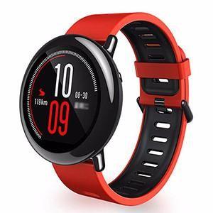 [ENGLISH VERSION]Original Xiaomi Huami Watch AMAZFIT Pace Bluetooth 4.0 Sports Smart Watch Zirconia Ceramics Heart Rate Monitor - 10 MINUS