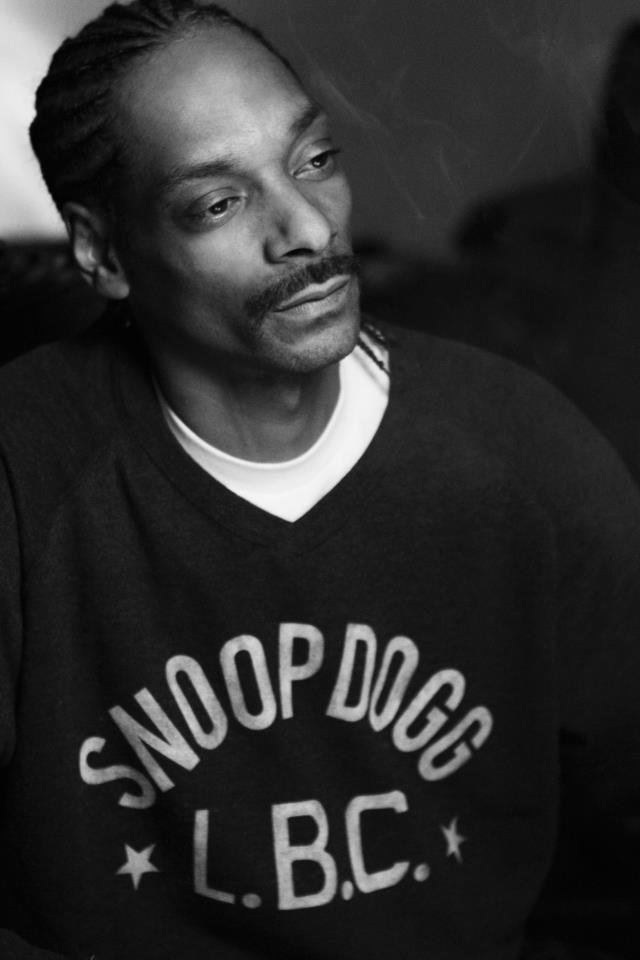 I have a completely irrational love of Snoop. I just can't help it.