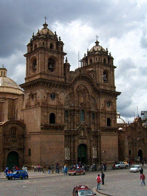 Cathedral of Santo Domingo - Cuzco, Peru