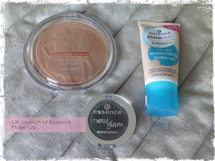 UK Launch of Essence Make-Up - review by Beauty Best Friend
