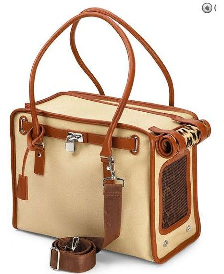 Lift those dogs: 11 handbags that are actually dog carriers