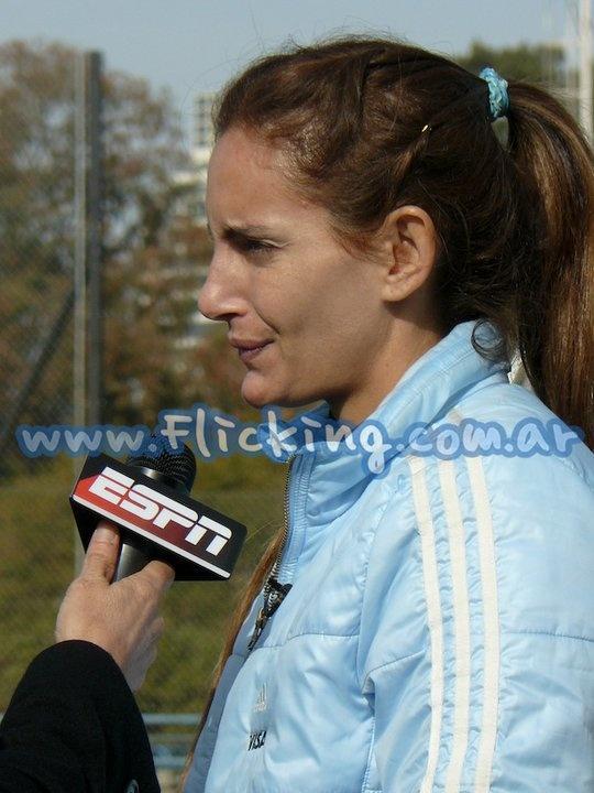 Luciana Aymar   #LasLeonas #HockeyCesped