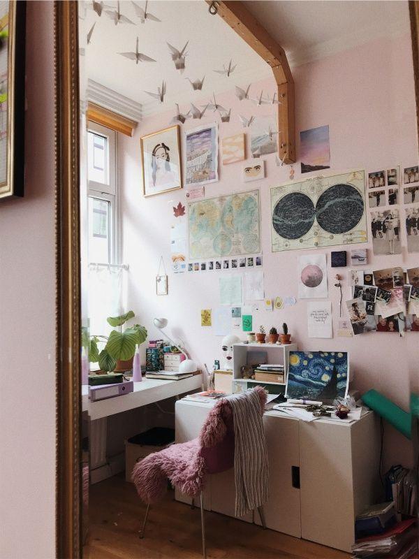Vsco Home Homedecor Painting Roomtour Myroom Artsy