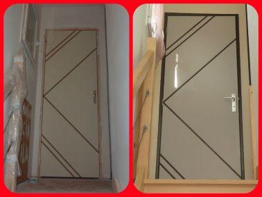 comment customiser une porte isoplane meubles porte. Black Bedroom Furniture Sets. Home Design Ideas