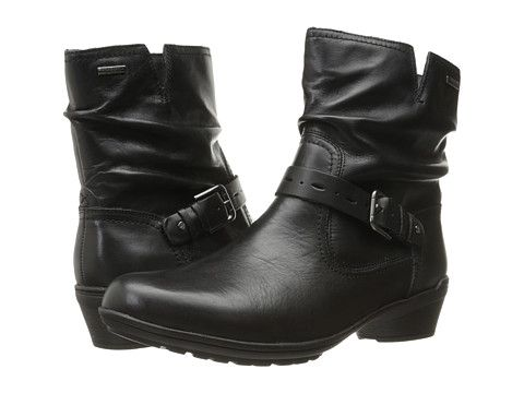 Rockport Cobb Hill Collection Cobb Hill Riley (Black) Women's Boots