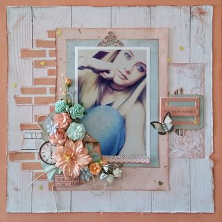 Artfull Crafts: Michelle - Kaisercraft Ooh La La
