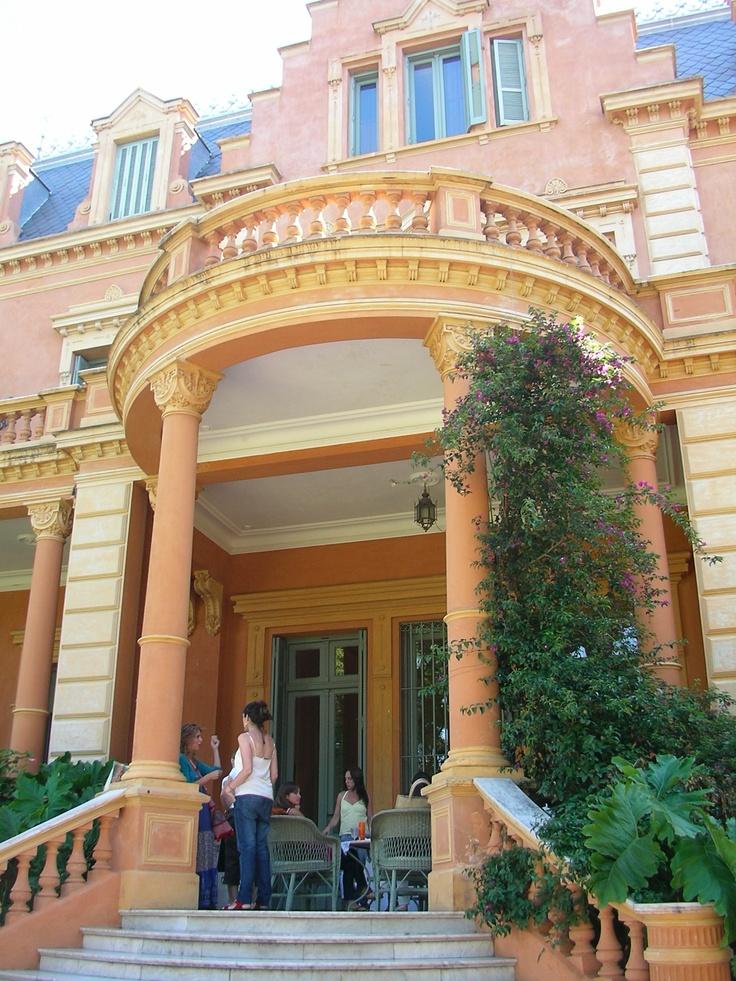 Victoria Ocampo's Home. San Isidro, Buenos Aires, Argentina.