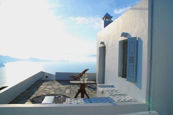 Archondoula Studios | Milos Island | Greece - suite terrace