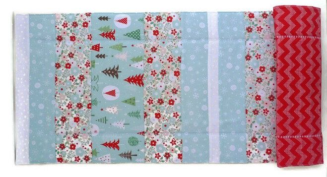 A personal favourite from my Etsy shop https://www.etsy.com/au/listing/257750819/christmas-table-runner-dining-table