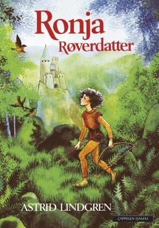 Ronja Røverdatter - Astrid Lindgren Ilon Wikland