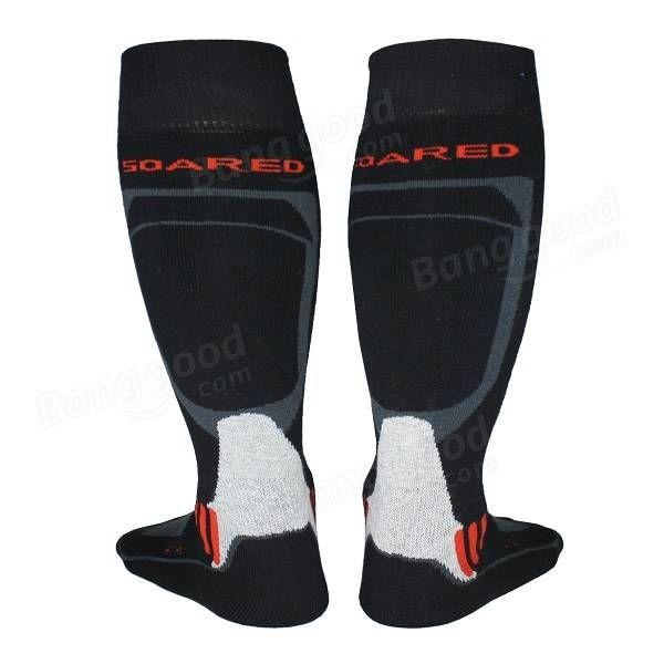 Men's Thick Cotton Socks Towel Bottom Warm Stockings Outdoor Sport Ski Socks Sale - Banggood.com
