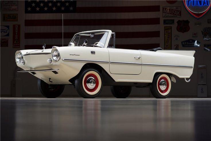1967 AMPHICAR CONVERTIBLE - Barrett-Jackson Auction Company - World's Greatest Collector Car Auctions