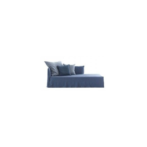 Dormeuse Gervasoni Ghost 20 L R Design Paola Navone ❤ Liked On Polyvore  Featuring Home, Furniture