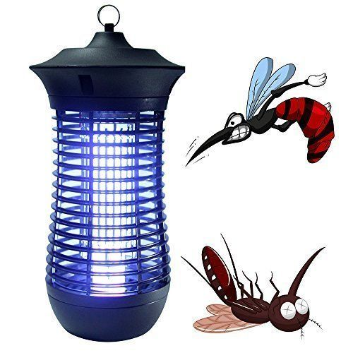 Kill Mosquito Eater Outdoor Control Flying Insect Bug Trap Hang Or Stand In Out #EasyGo