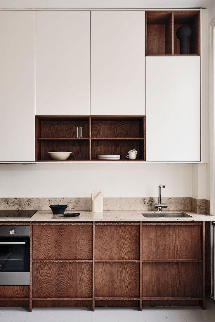 Küchen Ideen, Holz   Home decor kitchen, Kitchen design, Nordic ...