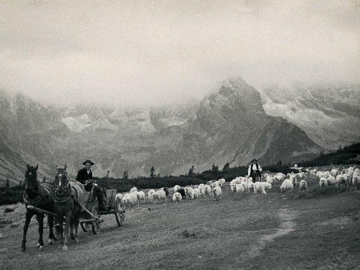 Polish Tatras - prewar era