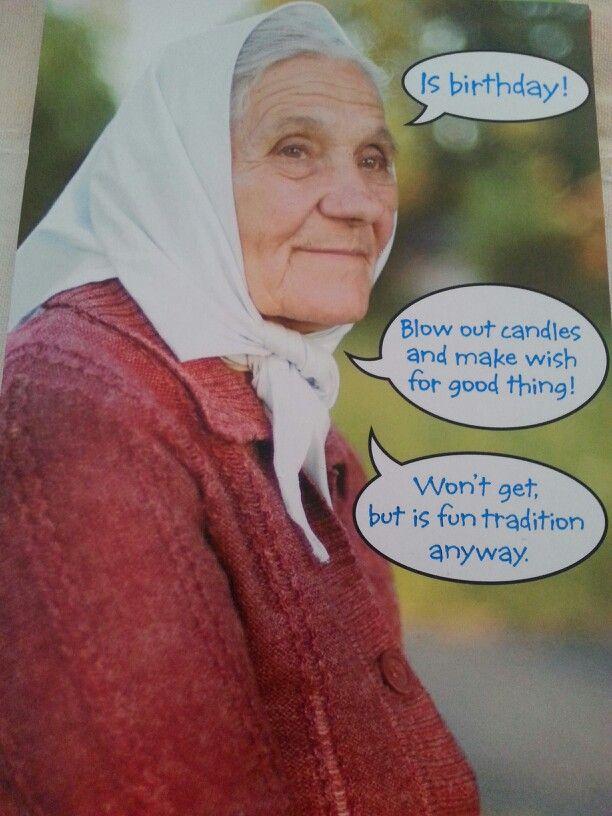 Funniest Birthday Card Ever